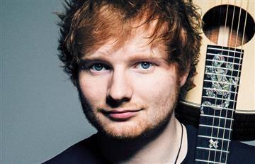 Ed Sheeran estará de concierto en Bogotá