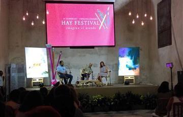 El Hay Festival puso a girar la cultura en Cartagena