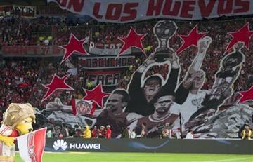 Independiente Santa Fe rompe récord gracias a su hinchada