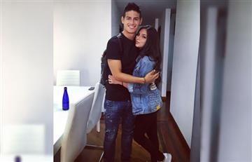 James Rodríguez: Su hermana genera polémica en Instagram