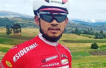 Podio para Rodolfo Torres en la etapa 'reina' y en la general de San Juan