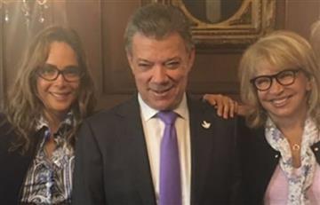 Santos sale en defensa de Gina Parody y Cecilia Álvarez