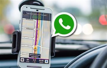 WhatsApp informará en tus grupos tu ubicación real