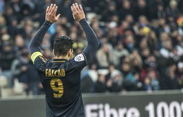Falcao García tiene un gran objetivo para este año