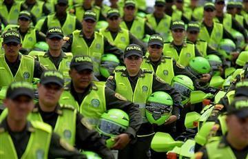 Investigan muerte de un uniformadode la Policía en Bogotá