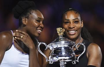 Serena Williams le ganó un título a su hermana Venus
