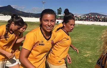 América de Cali y el golazo olímpico que recibió de Yoreli Rincón