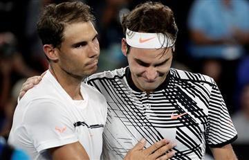 Federer venció a Nadal y se consagró campeón del Abierto de Australia