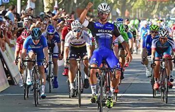 Vuelta a San Juan: ningún colombiano en el podio de la sexta etapa