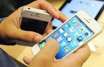 Bogotá: Millonario robo de celulares en Usaquén