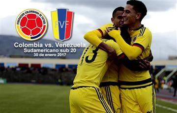Colombia vs. Venezuela (EN VIVO)