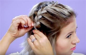 YouTube: ¿Cómo hacer una trenza francesa para el cabello corto?