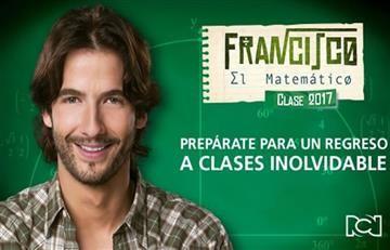 Francisco el matemático: Este es el elenco de la renovada novela