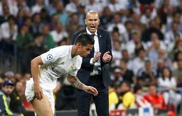James Rodríguez: Zidane dio muy buenas noticias sobre el colombiano