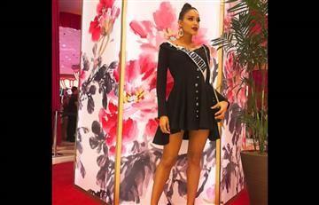 Miss Universo 2017: La respuesta de Andrea Tovar a Steve Harvey