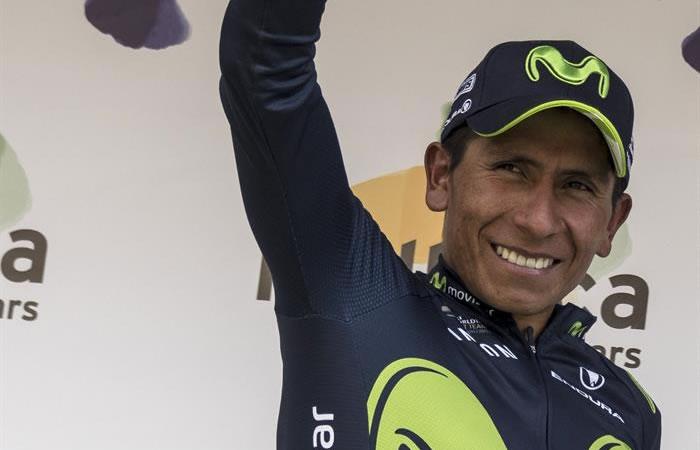 Nairo Quintana supera esta prueba y toma confianza para el Giro