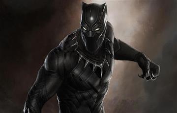 'Pantera Negra', el superhéroe negro de Marvel