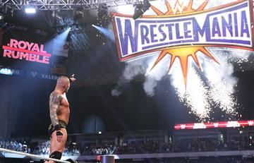 Randy Orton salvó a la WWE y el Royal Rumble con este hecho