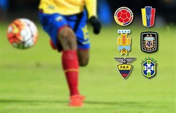 Selección Colombia Sub 20 por el sueño del Mundial