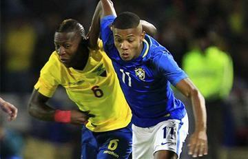 Sudamericano Sub-20: Ecuador y Brasil se medirán en el hexagonal