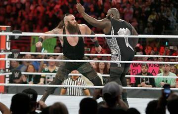WWE: De esta forma llevaron a los 'gigantes' al ring en Royal Rumble