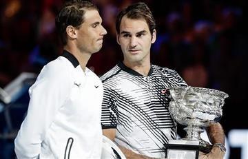 """Federer hizo trampa en la final del Abierto de Australia"""