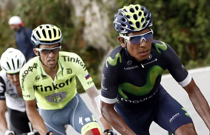 Nairo Quintana, favorito en la Vuelta a la Comunidad Valenciana 2017