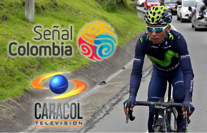 Nairo Quintana vuelve a Señal Colombia en esta gran carrera