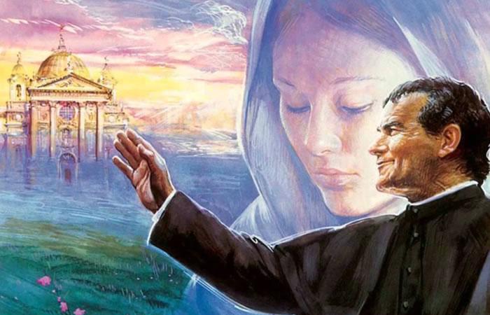 YouTube: Oración a San Juan Bosco