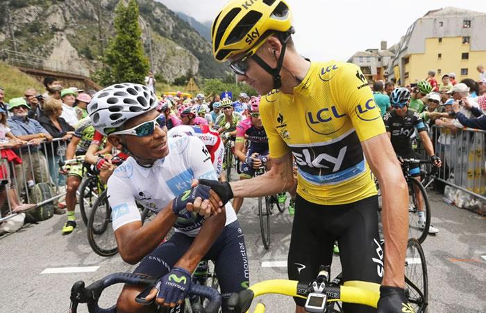 Chris Froome nuevamente acusado de dopaje mecánico en Tour de Francia