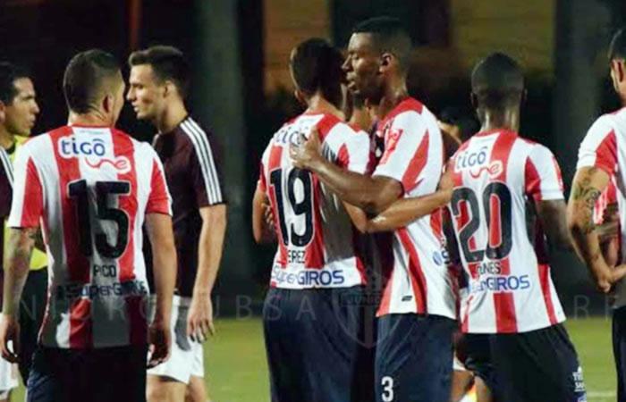 Copa Libertadores: Junior ganó en su debut al Carabobo