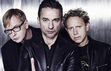 Depeche Mode lanzará su nuevo álbum el 17 de marzo