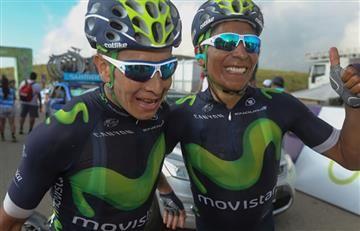 EN VIVO: Nairo Quintana en la Vuelta a la Comunidad Valenciana - Etapa 1