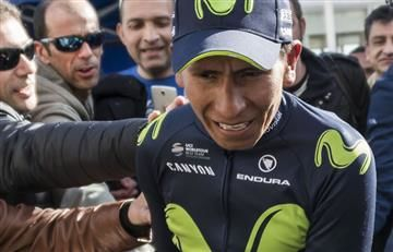 Nairo Quintana y la opción de hacer historia nuevamente en España