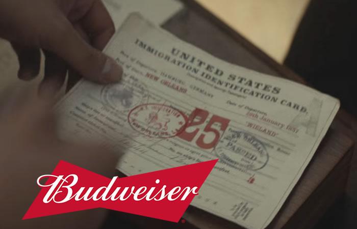 Super Bowl: Este es el increíble comercial de Budweiser a favor de inmigrantes