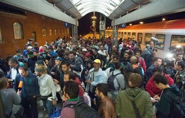 Alemania ya no quiere más refugiados en su territorio