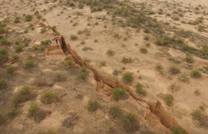 Arizona: Grieta no deja de crecer