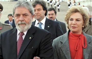 Brasil: Lula da Silva llora la muerte de su esposa