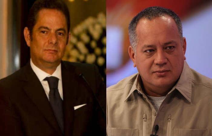 Video: Diosdado Cabello insultó a Vargas Lleras