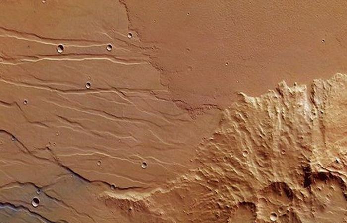 Marte: Meteorito registra actividad volcánica del planeta
