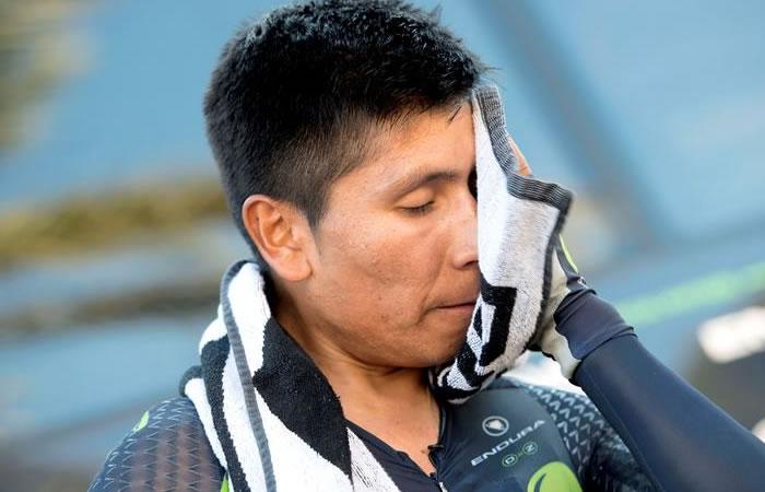 Nairo Quintana en la Vuelta a la Comunidad Valenciana - Etapa 2 (EN VIVO)