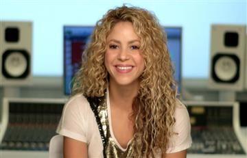 Shakira llega pisando fuerte a los 40 años