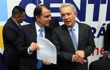 Uribe pide investigar la campaña de Óscar Iván Zuluaga