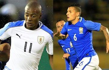 Uruguay y Brasil se enfrentan en el mejor duelo del hexagonal