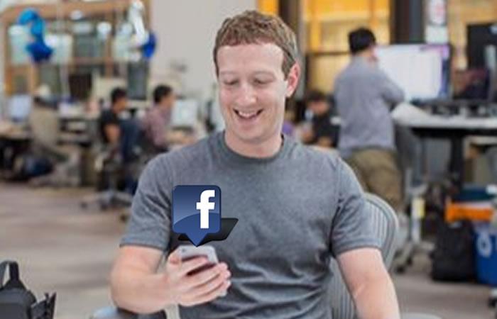 Facebook sería tu próximo banco. Foto: Facebook