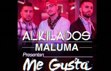 Maluma colabora con Alkilados y lanzan 'Me gusta'