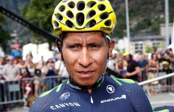 Nairo Quintana, noveno en la Vuelta a la Comunidad Valenciana