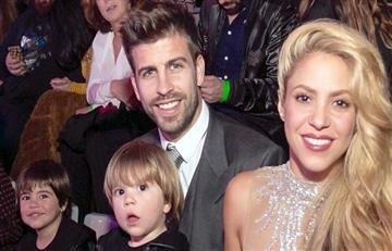 Shakira y Piqué celebraron su cumpleaños con gran sorpresa