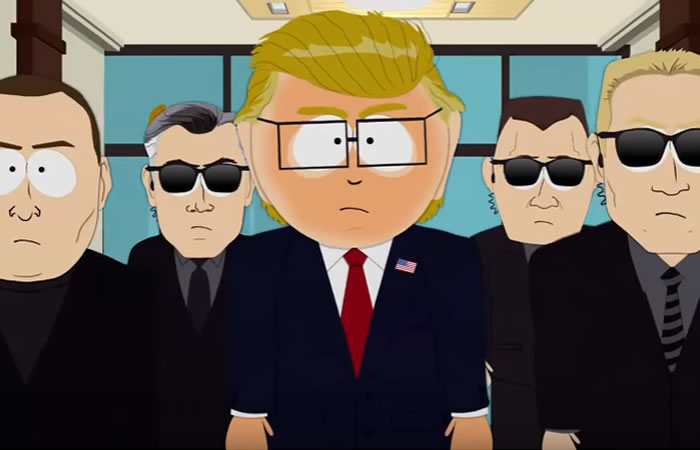 South Park: Trump supera la parodia