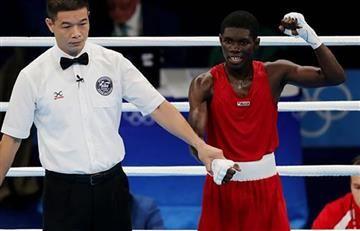 Colombia ganó en el primer enfrentamiento de la Serie Mundial de Boxeo